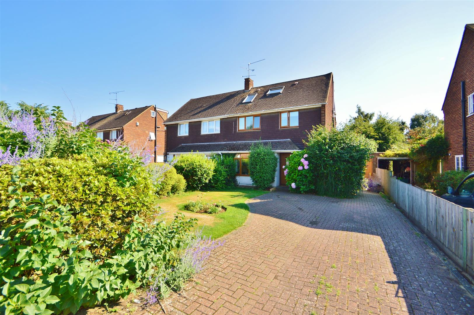 5 Bedrooms Semi Detached House for sale in The Avenue, Aylesford